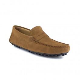 Loafer Peter Blade Cognac Leather OSIRIS
