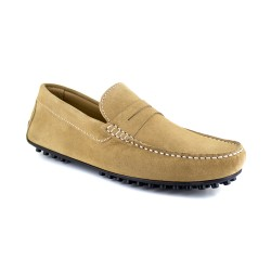 Loafer Peter Blade Sand Leather OSIRIS