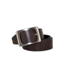 Cinturon Peter Blade Cuero Reversible Negro y Marron MARDY