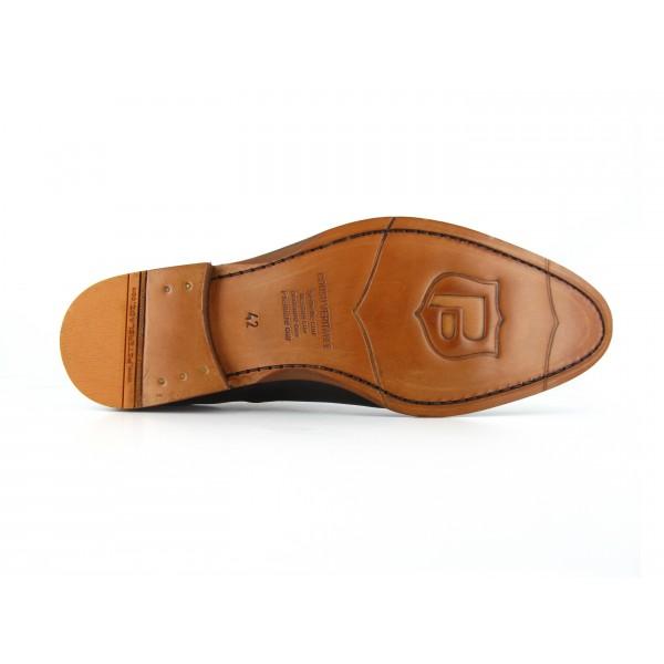 Chaussure Homme De Ville Richelieu Moka Cuir Peter Blade 9a64cfae756f
