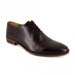 Richelieu Peter Blade Cuir Marron MANUALE