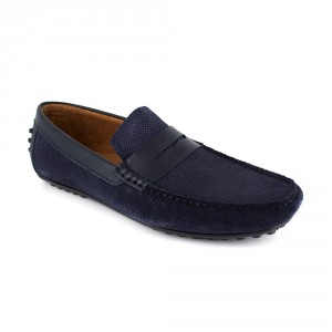 BASILEO navy blue