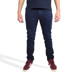 Jeans Slim Fitted PETER BLADE Navy Blue ITALIE-29