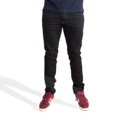 Jeans Slim Fitted PETER BLADE Black ITALIE
