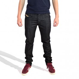 Jeans Regular fitted PETER BLADE Black USA