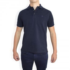 Peter Blade Polo Azul Marino Polo-MC
