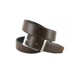 PETER BLADE Cinturon LUNDY marron-negro