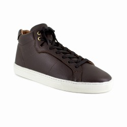 MAZATLAND Brown Leather