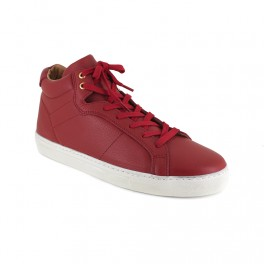 MAZATLAND Red Leather