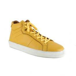 MAZATLAND Yellow Leather