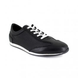 MORELIA Black Leather