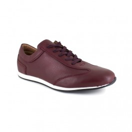 CANCUN Burgundy Leather