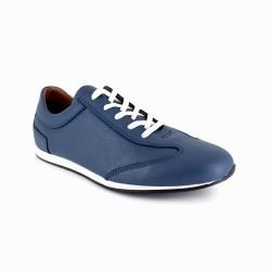CANCUN Blue Leather
