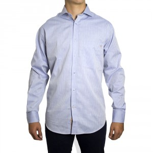 Shirt PETER BLADE Blue Fabric JAMES