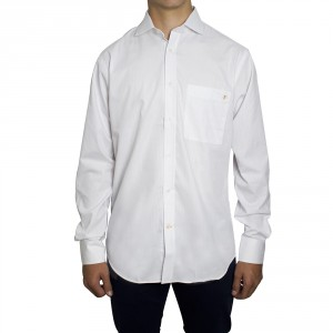 Camisa PETER BLADE Tejido Blanco JAMES