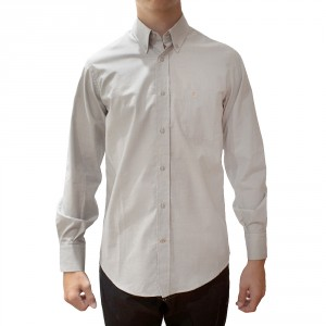 Shirt PETER BLADE Grey Fabric ALEX
