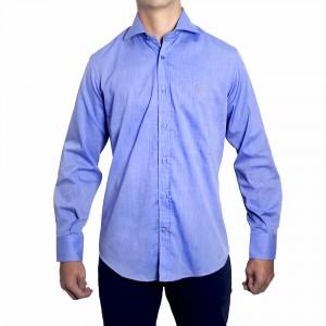 Camisa PETER BLADE Tejido Azul ALEX