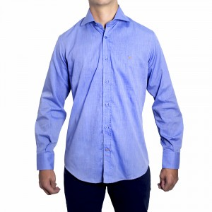 Shirt PETER BLADE Blue Fabric ALEX
