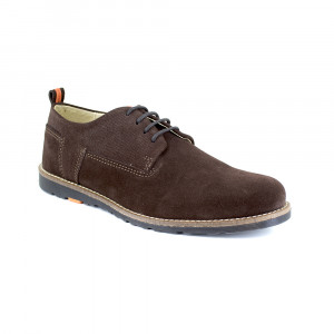 Bottine Peter Blade Cuir Marron BARGA