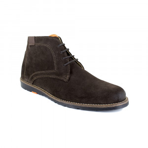 Bottine Peter Blade Cuir Marron CARACAS