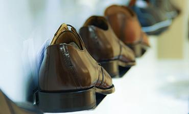 shoe man